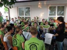 03.07.2015 - Orchester im Biergarten