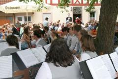 08.07.2018 - Orchester im Biergarten