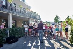 19.07.2018 - Vororchester Wohngemeinschaft-Vergissmeinnicht